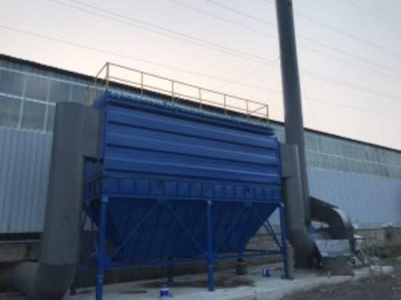石料厂脉冲布袋除尘器